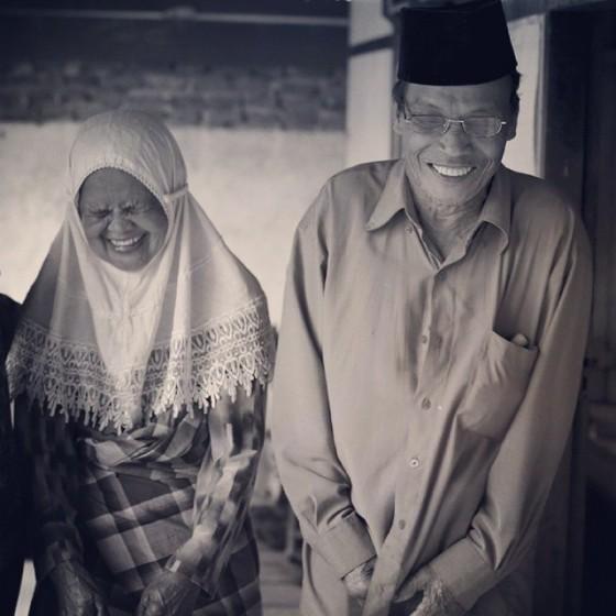 Nenek Malolo dan Kakek Songkok